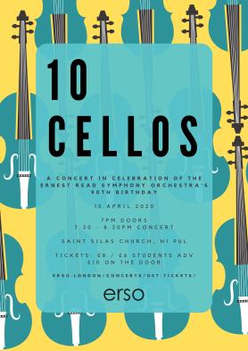 10 Cellos blueflyer